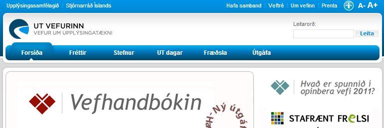 Ríkisstjórnin féll í upplýsingamiðlun