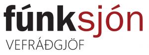 Fúnksjón vefráðgjöf logo