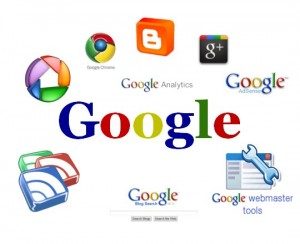 Google verkfæri