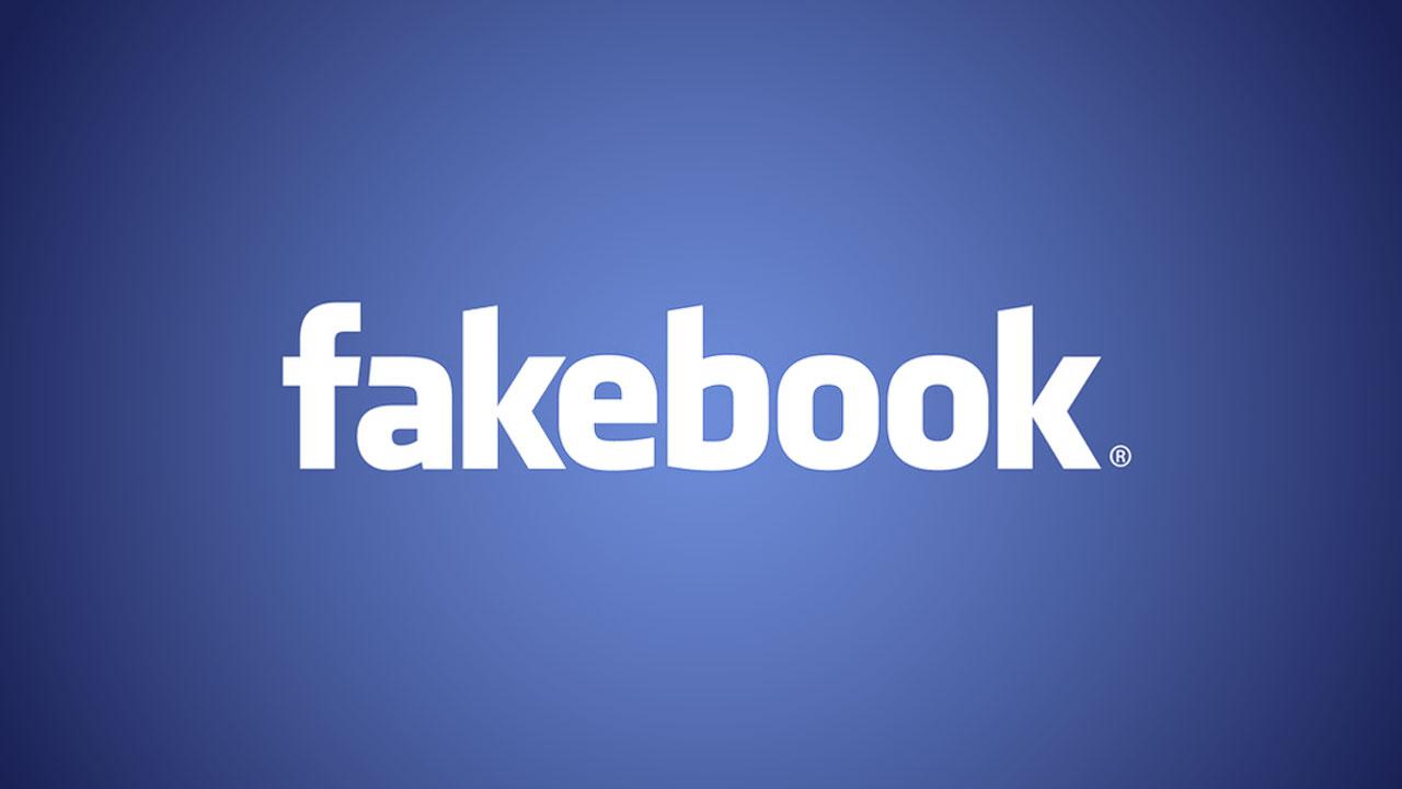 Fólk lýgur á Facebook