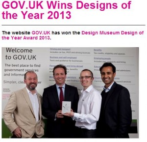 Design of the Year Award