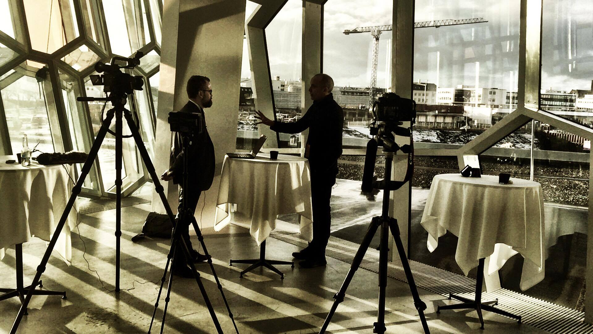 Interview with Paul Boag at IceWeb 2017